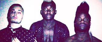 Live-Tipp Young Fathers