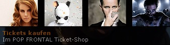 Tickets Tickets Konzertkarten Lana Del Rey, Cro, Max Raabe, Black Light Burns, Dieter Thomas Kuhn, Iron Maiden, u.v.a.